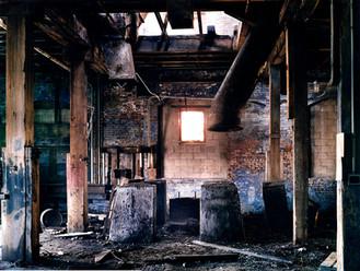 Fire Center, Prentiss Chemical Company, Newark NJ 1991