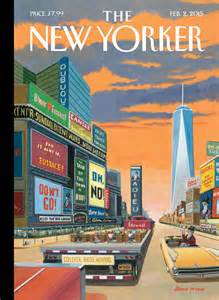The New Yorker February 2015 Featuring Natalie's Poetry