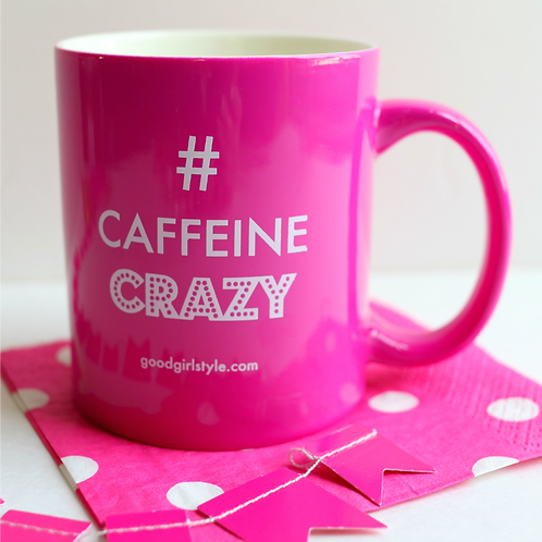 Caffeine Crazy Mug
