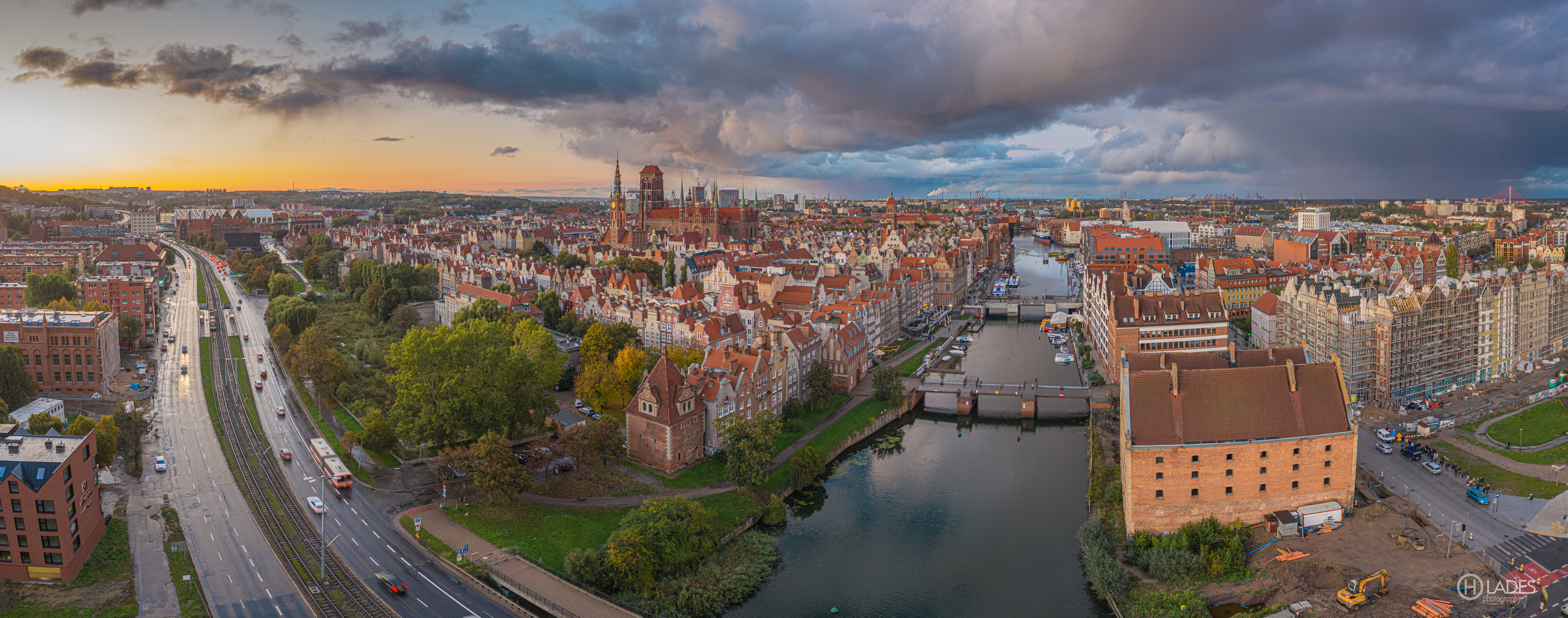 Gdańsk - Jesień 2019