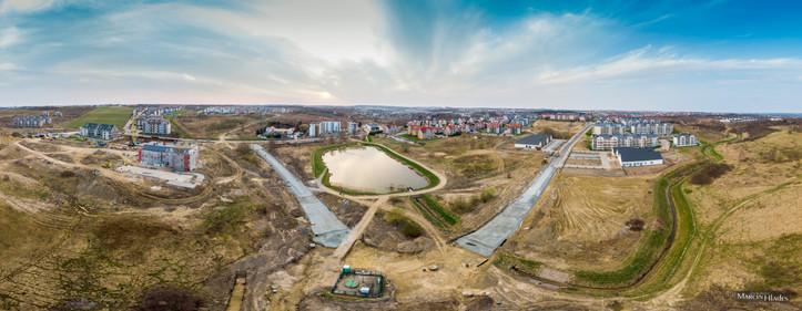 Gdańsk - osiedla południowe