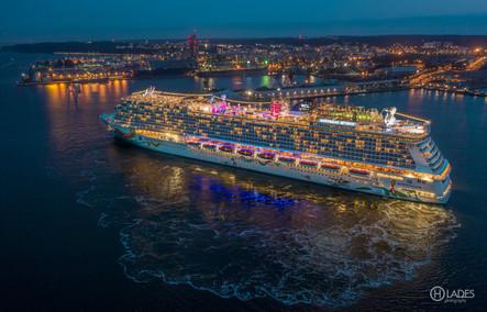 Norwegian Getaway w Gdyni