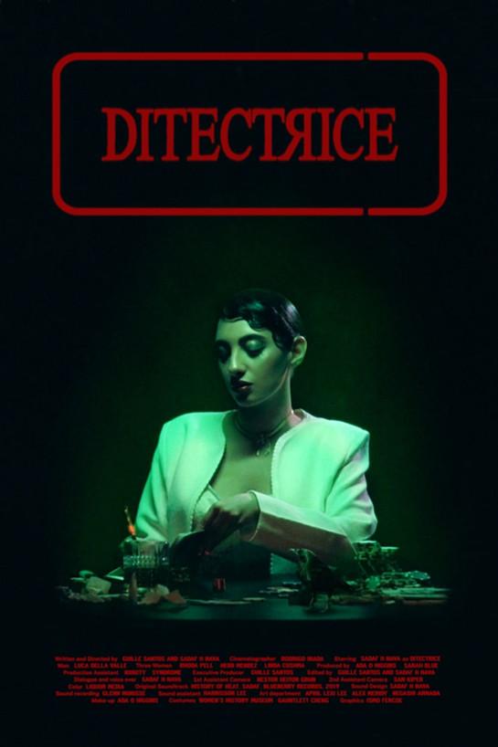 Ditectrice Poster
