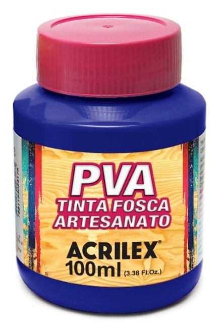 Tinta Fosca PVA para artesanato Acrilex 100ml