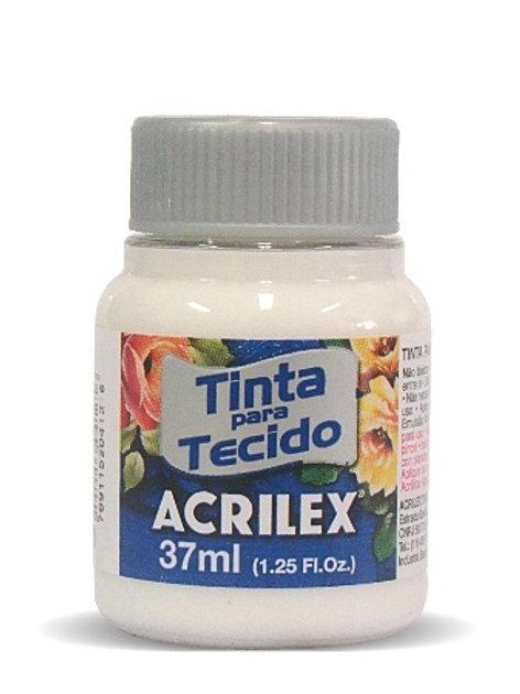 Tinta para Tecido Acrilex Fosca 37ml