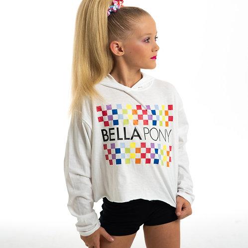 Rainbow T-Shirt Hoodie