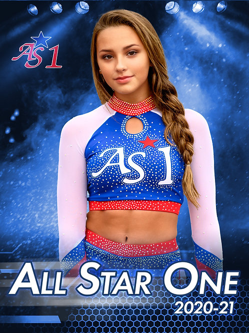 All Star One Digital All Star Package