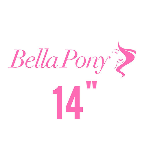 "14"" Bella Pony"