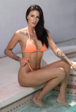 Coral Bikini
