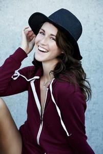 Model Ashley Sutton