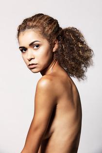 Model Brittany Newsome
