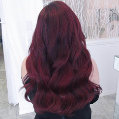 Color and Tape In Extensions