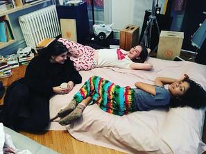 Nicolaia Rips, Rachel Hilson, AS THEY SLEPT