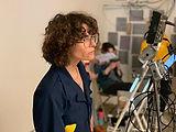 On set with _listentosilk #femalefilmmak