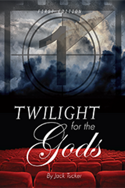 Twilight of the Gods by Jack Tucker A.C.E. - BOOK