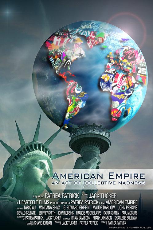 American Empire - The Documentary - DVD