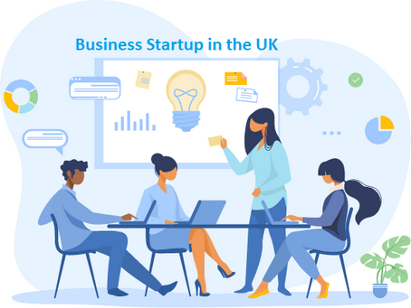 Setting up a small business in UK – how to start a business