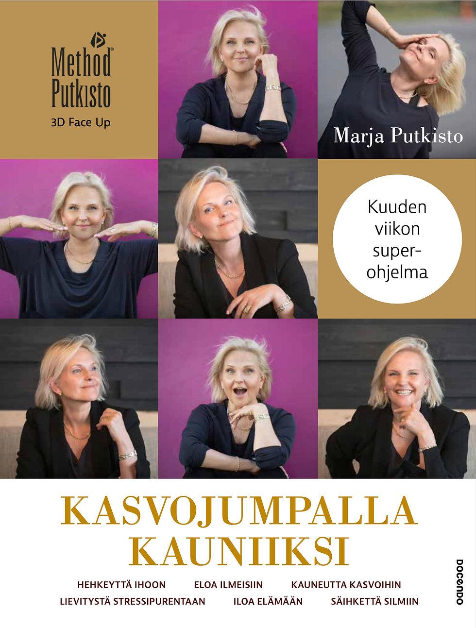 Marjan UUSI kirja Kasvojumpalla kauniiksi 6 viikon super-ohjelma