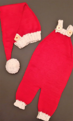 "Комплект ""Санта Клаус"""