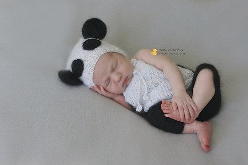 "Костюм ""Маленькая панда"""
