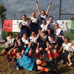 Bentstix Hockey Sydney - Women Team 2