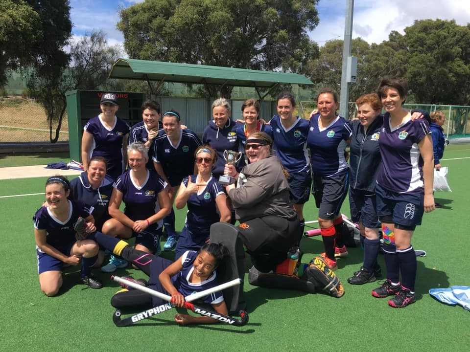 Bentstix Hockey Sydney - Women Team