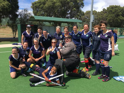 Bentstix Hockey Sydney - Women Team