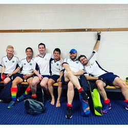 Bentstix Hockey Sydney - Locker Room