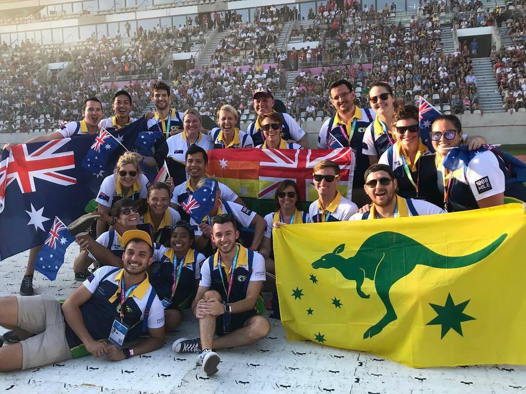 Bentstix Hockey Sydney - Gay Games