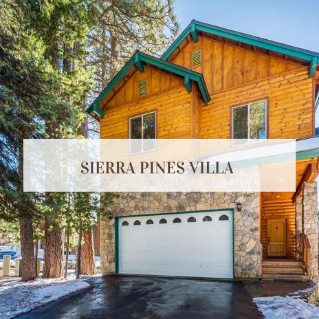 Sierra Pines Villa