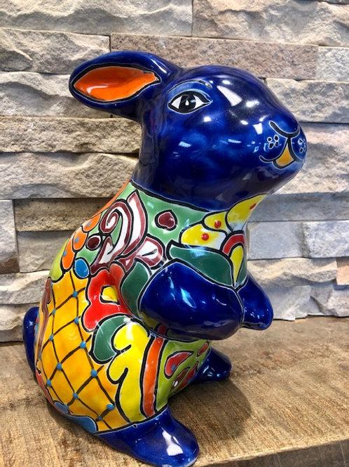 Talavera Sitting Rabbit