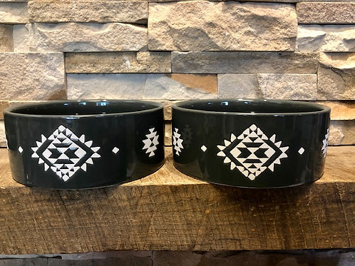 Tribal Pet Bowl Large