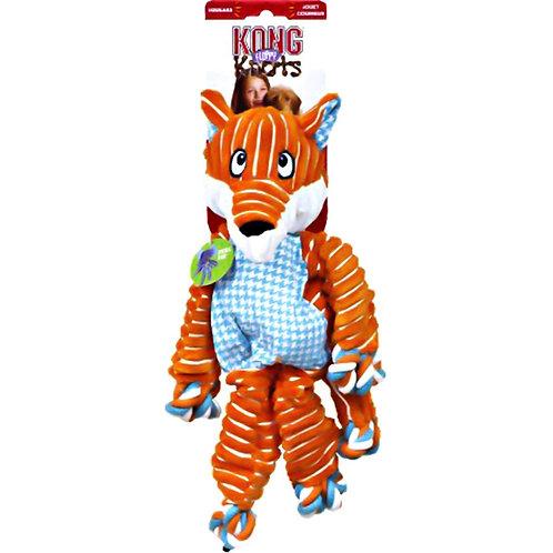 Floppy Knots Fox Toy small/medium