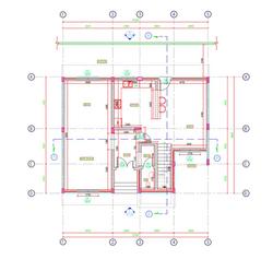 Villa Ground Floor Plan