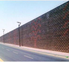 MSE Block Wall
