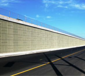 MSE Panel Wall