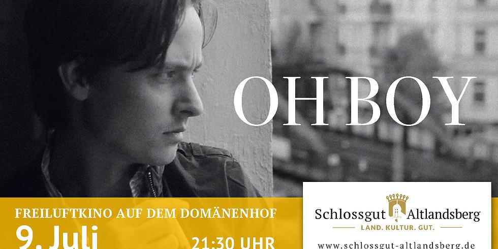 Kino in der Schlosskirche: Oh Boy