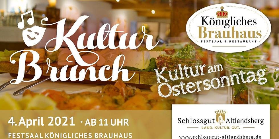"""Kulturbrunch:""""Ostersonntagsbrunch"""""""