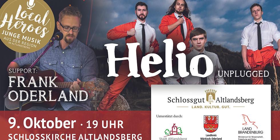 Helio unplugged // Frank Oderland