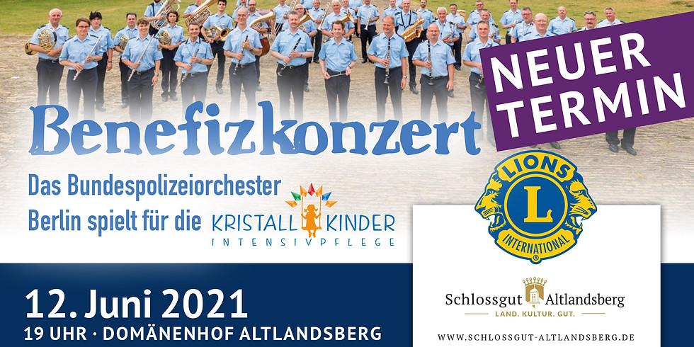 Benefizkonzert Bundespolizeiorchester