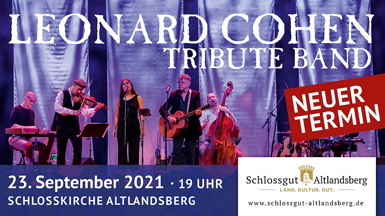 Leonard Cohen Tribute Band