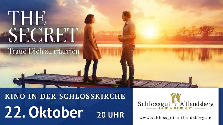 """Kino in der Schlosskirche: """"The Secret – Traue Dich zu träumen"""""""