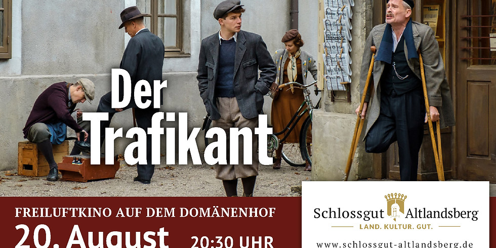 """Freiluftkino: """"Der Trafikant"""""""