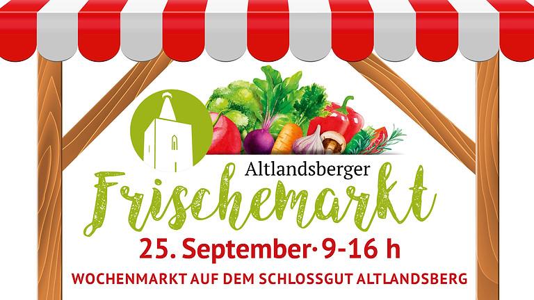 Altlandsberger Wochenmarkt