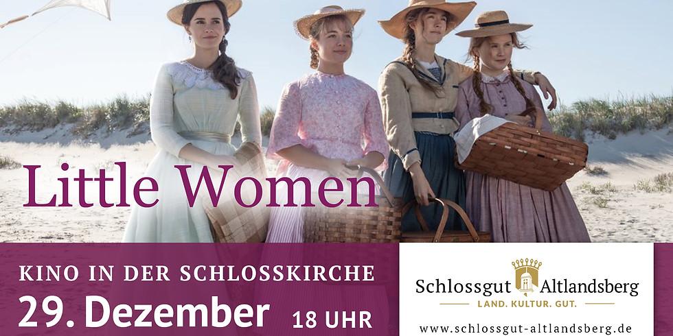 "Kino in der Schlosskirche: ""Little Women"""
