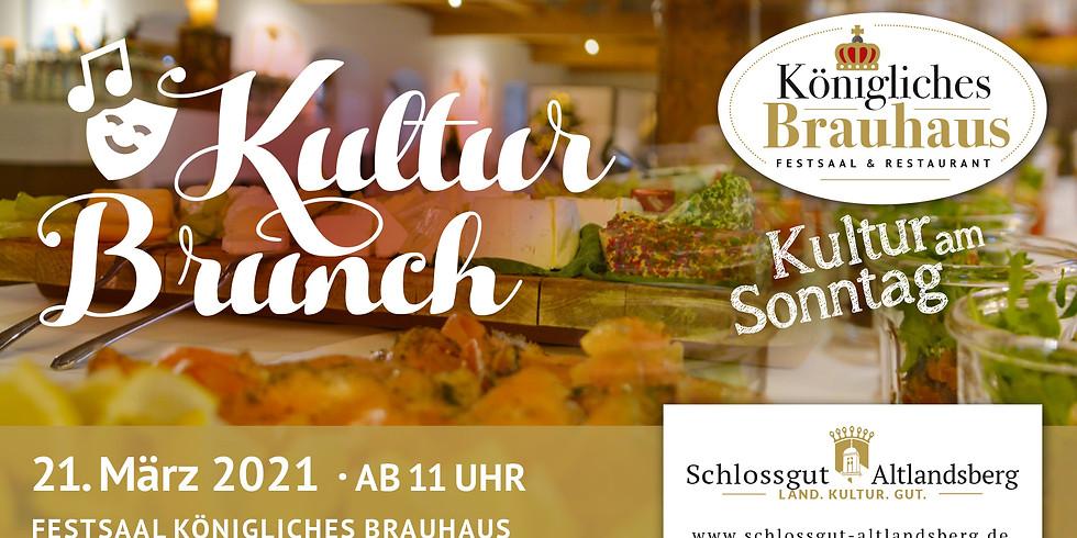 """Kulturbrunch """"Powidltatschkerl und Co. - Österreichische Küche"""""""