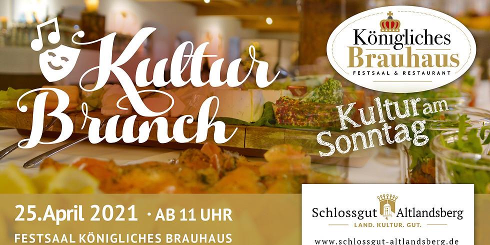"Kulturbrunch ""Taste of America"""