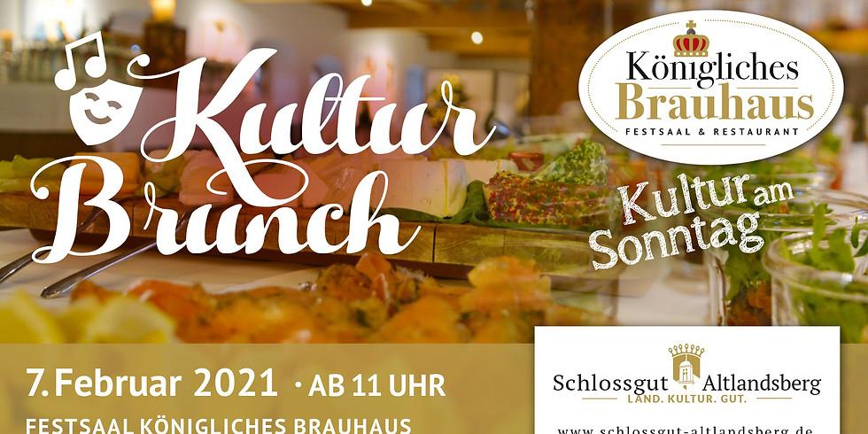 "Kulturbrunch ""Schiff Ahoi"""