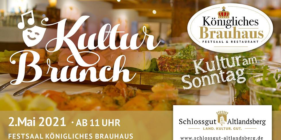 """Kulturbrunch """"Sollen sie doch Kuchen essen! - Barocke Küche"""""""
