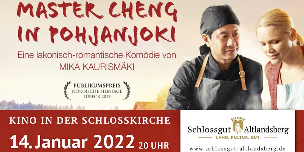 "Kino in der Schlosskirche: ""Master Cheng in Pohjanjoki"""